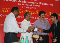 2010 All India Excellence Award.
